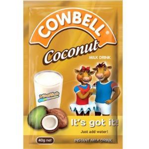 Cowbell Coconut Milk - 40g (10 Sachets)