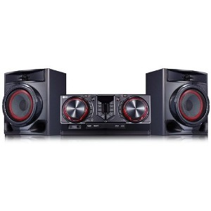 LG CJ44 XBoom 480 Watts Bluetooth Sound System