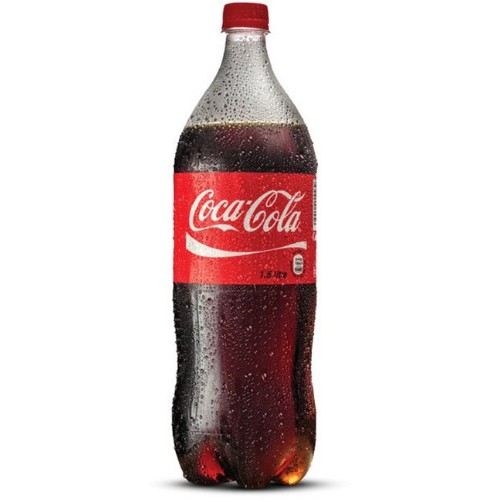 Coca-Cola Classic 1.5 Litres Bottle Drink