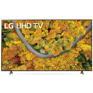 LG 70UP7550PVD 70 inches 4K Active HDR webOS Smart TV with AI ThinQ