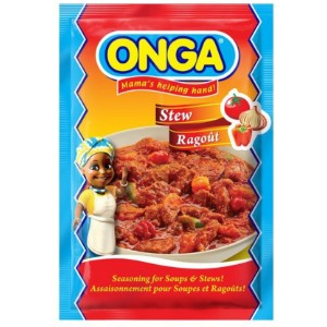 Onga Stew Seasoning - 10g (10 Sachets)
