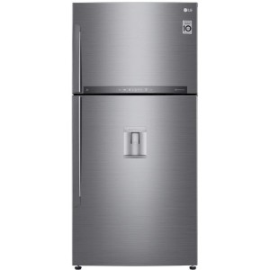 LG GR-F802HLHU 592 Litres Double Door Refrigerator with Water Dispenser