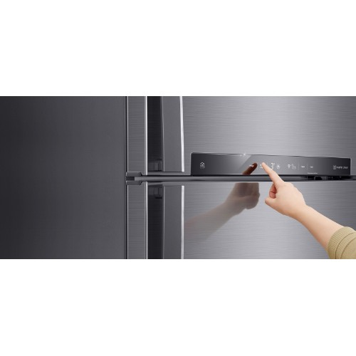 LG GR-F802HLHU 592Litres Double Door Refrigerator With Water Dispenser