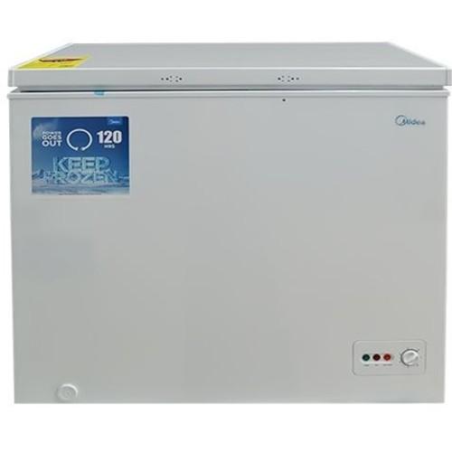 Midea HS-268C-GREY 203 Litres Chest Freezer