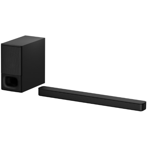 Sony HT-S350 2.1 Channel Soundbar with Wireless Subwoofer and Bluetooth connectivity