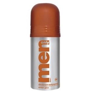 Men Only Deodorant Body Spray (Amber Glow)