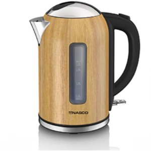Nasco KE01405Z-GS 1.7 Litres Electric Kettle