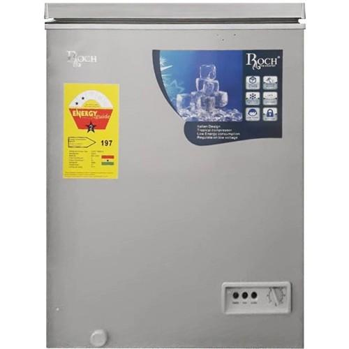 ROCH RCF-130-G 93 Litres Chest Freezer