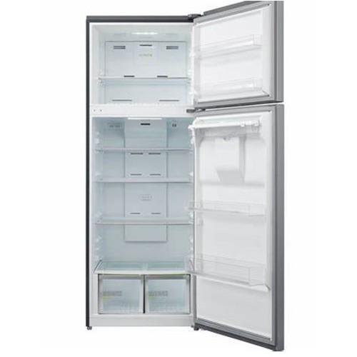 Midea HD-606FWEN 468 Litres Top Mount Freezer Double Door Refrigerator