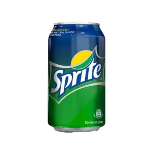 Sprite 330ml Can Drink