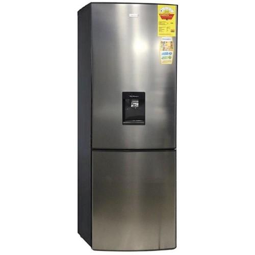 Nasco NASD2-44 300 Litres Bottom Mount Freezer Refrigerator with Water Dispenser