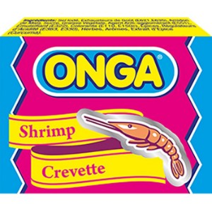 Onga Shrimp Seasoning - 12g (64 Tablets)