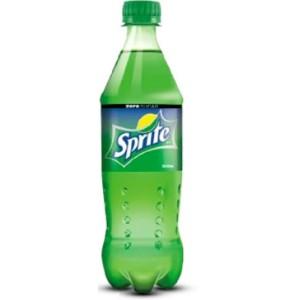 Sprite Zero Sugar 500ml Bottle Drink