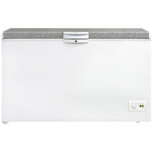 Beko HS455-WHITE 355 Litres Chest Freezer