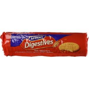 McVitie's Original Digestives Biscuits - 500g