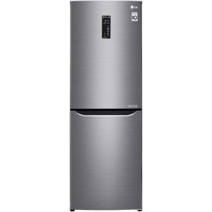 LG GCB389SLQZ 277 Litres 2 Doors Refrigerator with Inverter Linear Compressor