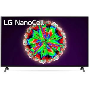 LG 55NANO80VNA 55 inches 4K Active HDR NanoCell TV with ThinQ AI