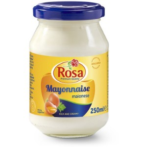 Rosa Mayonnaise 250ml