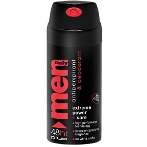 Men Only Antiperspirant Deodorant Spray (Power & Care)