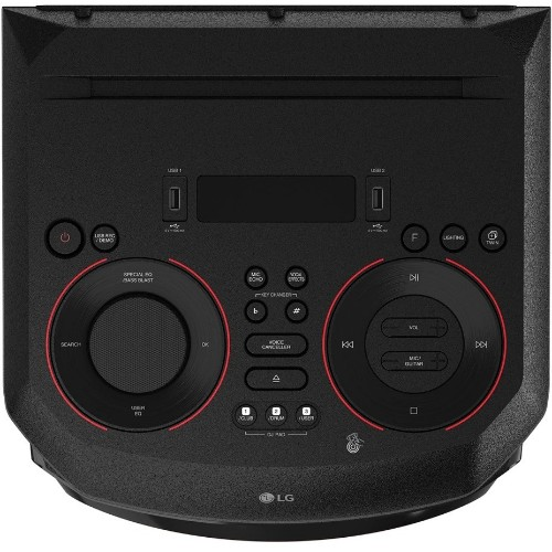 LG XBOOM ON9 Sound System with Super Bass Boost & Multi Bluetooth