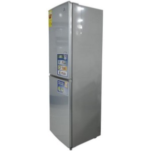 Nasco NASD2-36 255 Litres Bottom Freezer Double Door Refrigerator