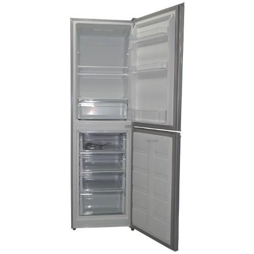 Nasco NASD2-36 255 Litres Bottom Freezer Double Door Refrigerator