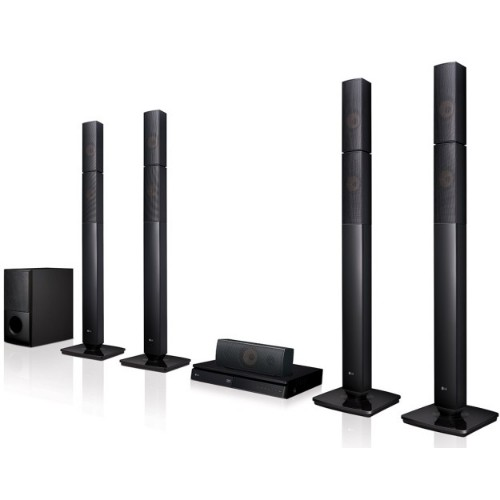 LG LHD657M 1000 Watts Home Theatre with Bluetooth Connectivity