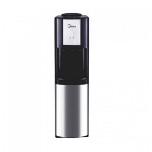 Midea YL1638S-W 16 Litres Water Dispenser with Fridge Cabinet