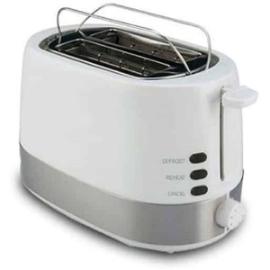 Nasco TA-8211 850 watts 2-Slice Toaster