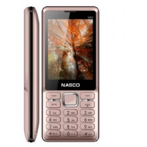 Nasco NS3-ROSE Mobile Phone