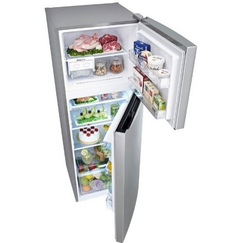 LG GN-C232SLCN 209 Litres Smart Inverter Double Door Refrigerator