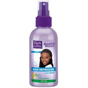 Dark and Lovely Braids n Weaves  Hair Refresher Spray - 150 ml