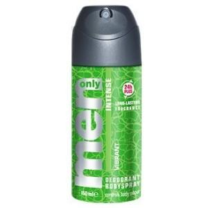 Men Only Intense Deodorant Body Spray (Vibrant) - 150 ml